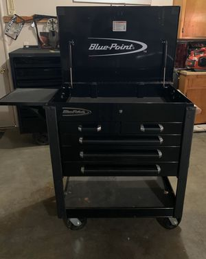 Blue point tool cart for Sale in Turlock, CA