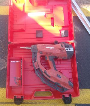 Hilti nail gun gx3 for Sale in Phoenix, AZ