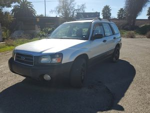 2003 Subaru forester AWD 4cyl clean title 139kmi for Sale in Pittsburg, CA