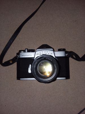 Pentax spotmatic vintage camera for Sale in Fairfax, VA