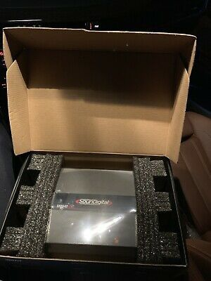 Soundigital 1200x4 new in box better than Taramp for Sale in Queens, NY