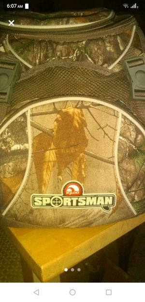 Sportsman backpack thermal for Sale in Crestview, FL