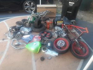 Motorcycle parts some new and used for Sale in Pico Rivera, CA