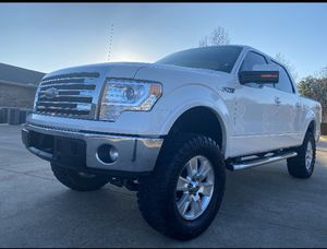 2014 FORD F150 LARIAT FX4 NO PAGOS for Sale in Grand Prairie, TX