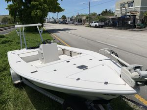16 eagle flats boat hull excellent condition for Sale in Hollywood, FL