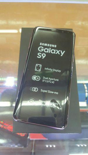 galaxy s9 for Sale in Dallas, TX