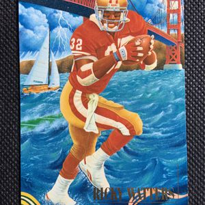 1994 Fleer Provisions Ricky Waters San Francisco 49ers RARE🔥🔥🔥 for Sale in La Mesa, CA