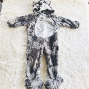 Toddler Husky Puppy Costume 2T-3T for Sale in Los Angeles, CA