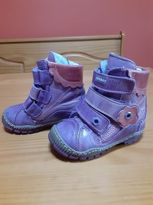 Toddler girls boots RENBUT EU22-US6 for Sale in Chicago, IL