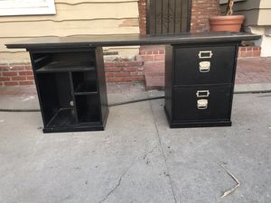 FREE Large Desk- Three Separate Pieces for Sale in La Mesa, CA