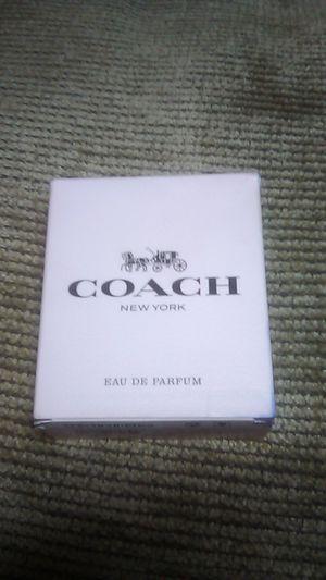 """Coach perfume """"new York"""" for Sale in La Mesa, CA"""