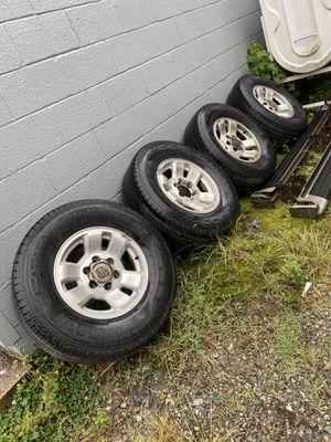 Toyota 16 inch rims for Sale in Toano, VA