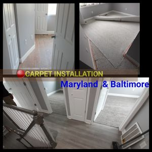🔴CARPET INSTALLATION 😉😊 Maryland, WDc. for Sale in Mount Rainier, MD