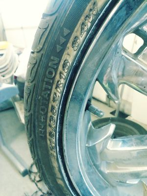 Tires in good Immaculate condition for Sale in Fresno, CA