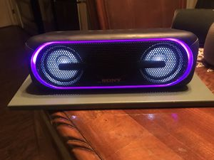 Sony Bluetooth speaker for Sale in Fresno, CA