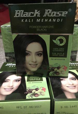 Henna black hair dye for Sale in Elk Grove, CA