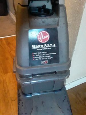 Hoover steam vacuum for Sale in Portland, OR