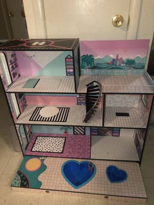 LOL DOLL HOUSE for Sale in Oklahoma City, OK
