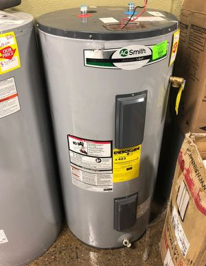 AO Smith 50 Gallon Electric Water Heater 12DV for Sale in Carrollton, TX