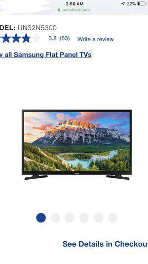 32 inch Samsung smart tv for Sale in Philadelphia, PA