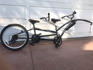 Adams Trail-A-Bike Folding Tandem for Sale in Castro Valley, CA