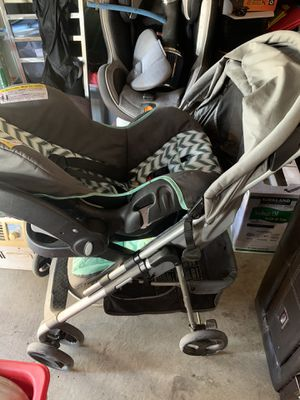 Stroller with car seat for Sale in Gilroy, CA