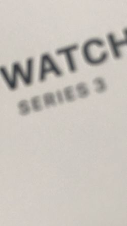 Apple Watch Series 3 for Sale in Binghamton,  NY