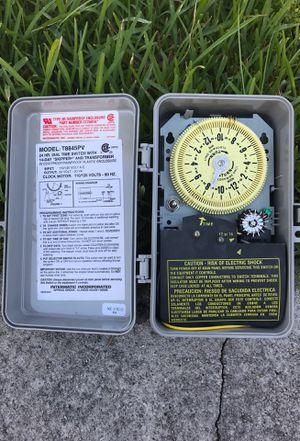 Home Sprinkler Timer Intermatic T8845PV. for Sale in Pompano Beach, FL