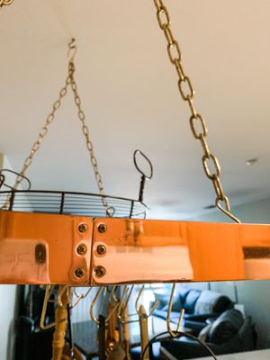 Hanging Pots/Pans Rack & Hooks for Sale in San Diego, CA