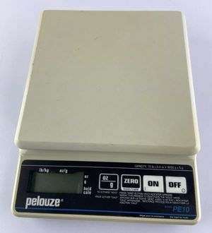 Digital Pelouze Postal Scale PE10 Excellent Condition Made in USA 10 LB Capacity for Sale in Lynwood, CA