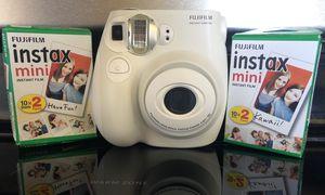 Instax Mini Camera with film for Sale in Moreland, GA