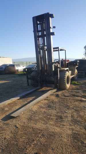 1987 lift all forklift for Sale in Bakersfield, CA