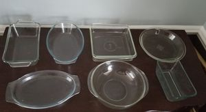 7 Pieces Glass Bake wares for Sale in Bowie, MD