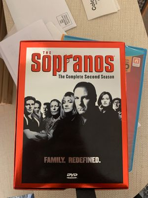 The sopranos. The complete 2nd season for Sale in Fuquay-Varina, NC
