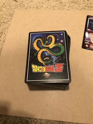 DBZ dragon ball Z cards for Sale in Home, WA