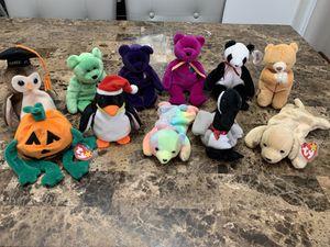 TY Beanie Babies Original for Sale in La Habra, CA