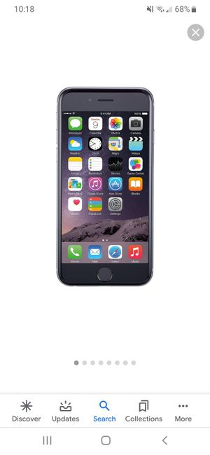 iphone6 plus for Sale in South Heights, PA
