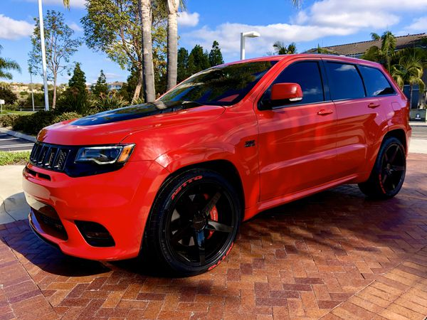 2012 Jeep Grand Cherokee Srt8 Trackhawk front end for Sale ...