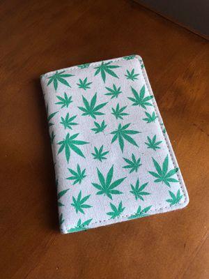 marijuana leaf wallet for Sale in Lake Wales, FL