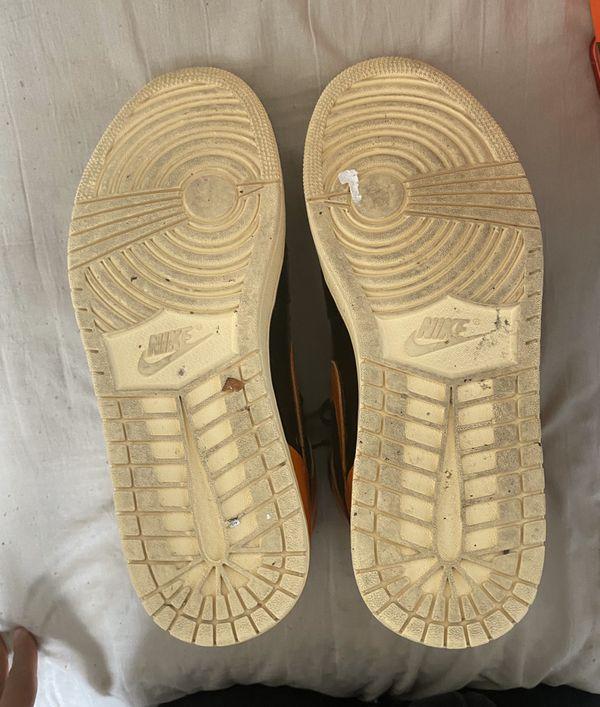 Air Jordan 1 shattered backboard 3.0 sz.12 worn) great condition. Just dirty bottoms