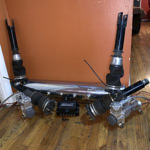 Air lift suspensions for acura tl 2009-2010 with Air lift management controller for Sale for sale  Bronx, NY