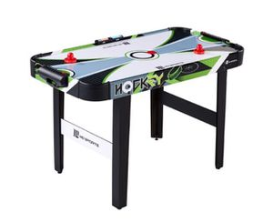 """New- MD Sports 48"""" Air powered hockey table for Sale in Puyallup, WA"""