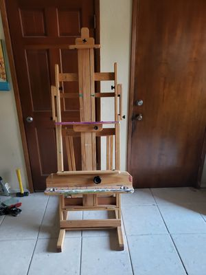 Heavy duty painting stand for Sale in San Jose, CA