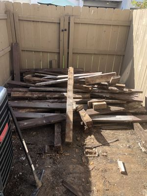Free wood for Sale in El Cajon, CA