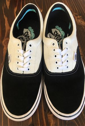 Vans ComfyCush Era Marshmallow Men's Size 9 for Sale in Albuquerque, NM
