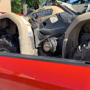 Yamaha grizzly 660 for Sale in Buffalo, NY
