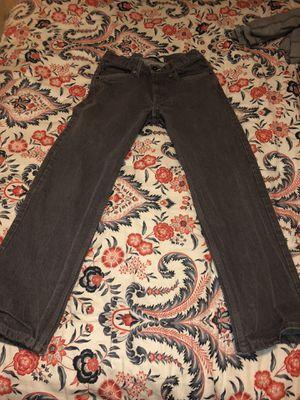 Levi Strauss kids jeans size 18 reg/ 29w 29l for Sale in Elmendorf, TX