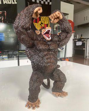1FT TALL GIANT OOZARU! Crazed Vegeta Ape Statue - RARE Model DragonBall Z Figure for Sale in Miami Beach, FL