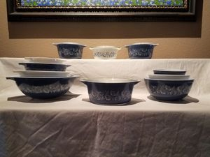 😍😍 Beautiful Vintage Pyrex Coloninal Mist 😍😍price drop $300 for Sale in Spring, TX