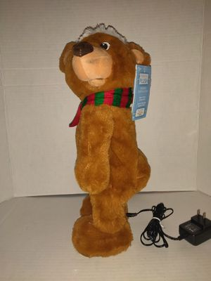 Twerking Christmas Teddy Bear Compatible With Alexa for Sale in Las Vegas, NV
